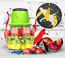 Блендер Измельчитель Молния Vegetable Mixer От Сети 220 V, фото 7