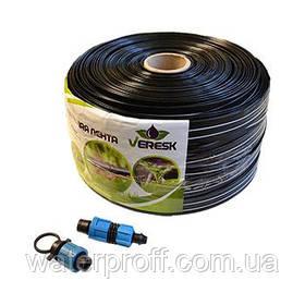 Капельная лента 10см/1300м Veresk