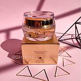Крем для лица омолаживающий VENZEN SKIN QUEEN Silky Hydrating Skin Gold Snail с муцином улитки и 24К золотом,, фото 2