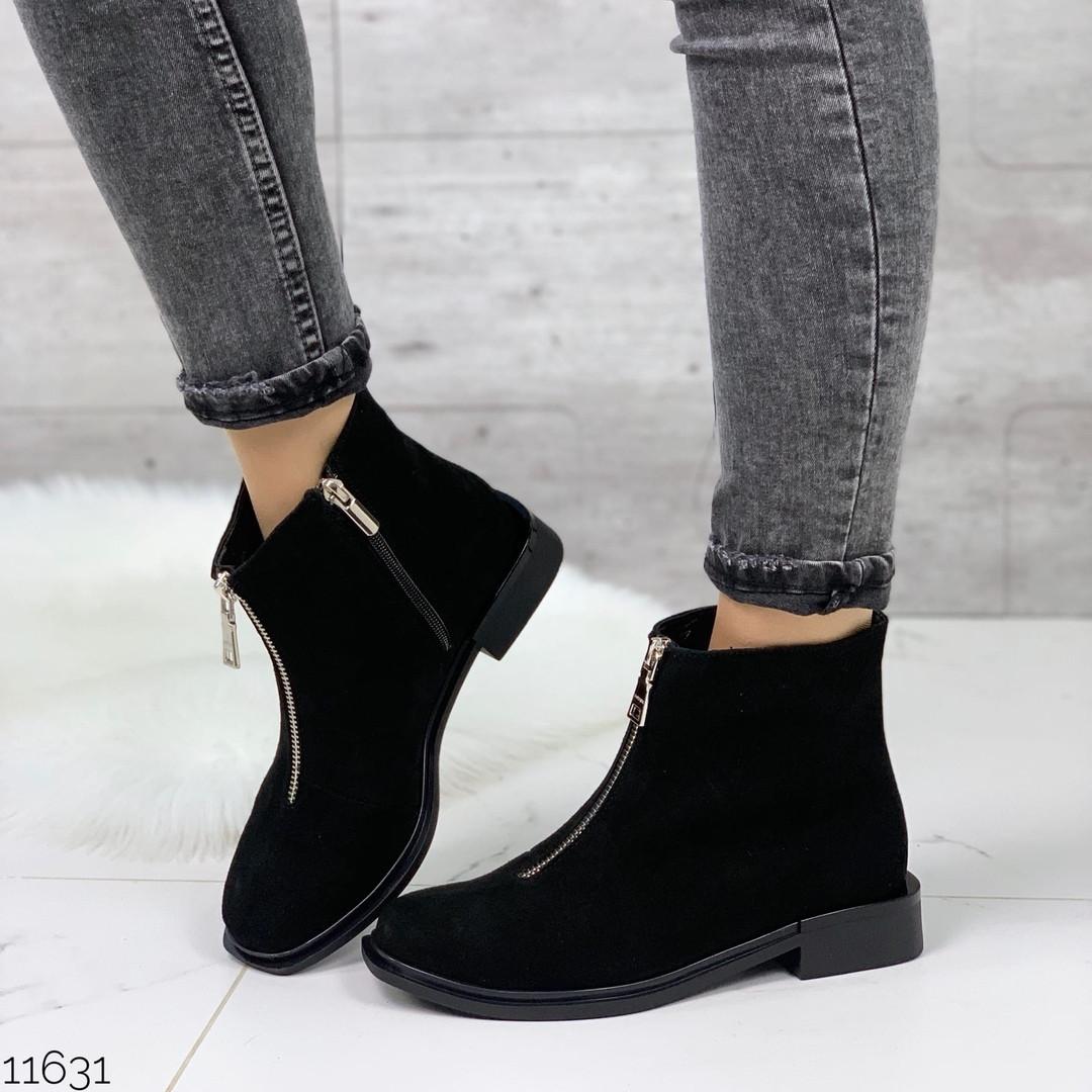 Короткие ботинки женские 11631(ЯМ)