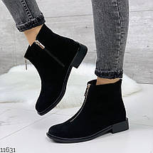 Короткие ботинки женские 11631(ЯМ), фото 3