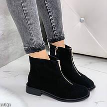 Короткие ботинки женские 11631(ЯМ), фото 2