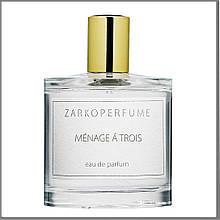 Zarkoperfume Menage A Trois парфумована вода 100 ml. (Тестер Заркопарфюм Менаж а Труа)