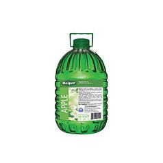 Жидкое мыло  с ароматом яблока ТМ Helper 4.95л