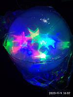 Нічник світильник Magic Flash Ball Плазмовий куля Куля тесли на підставці