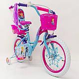 """Детский велосипед Princess-2 1 16"""", фото 4"""