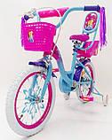 """Детский велосипед Princess-2 1 16"""", фото 5"""