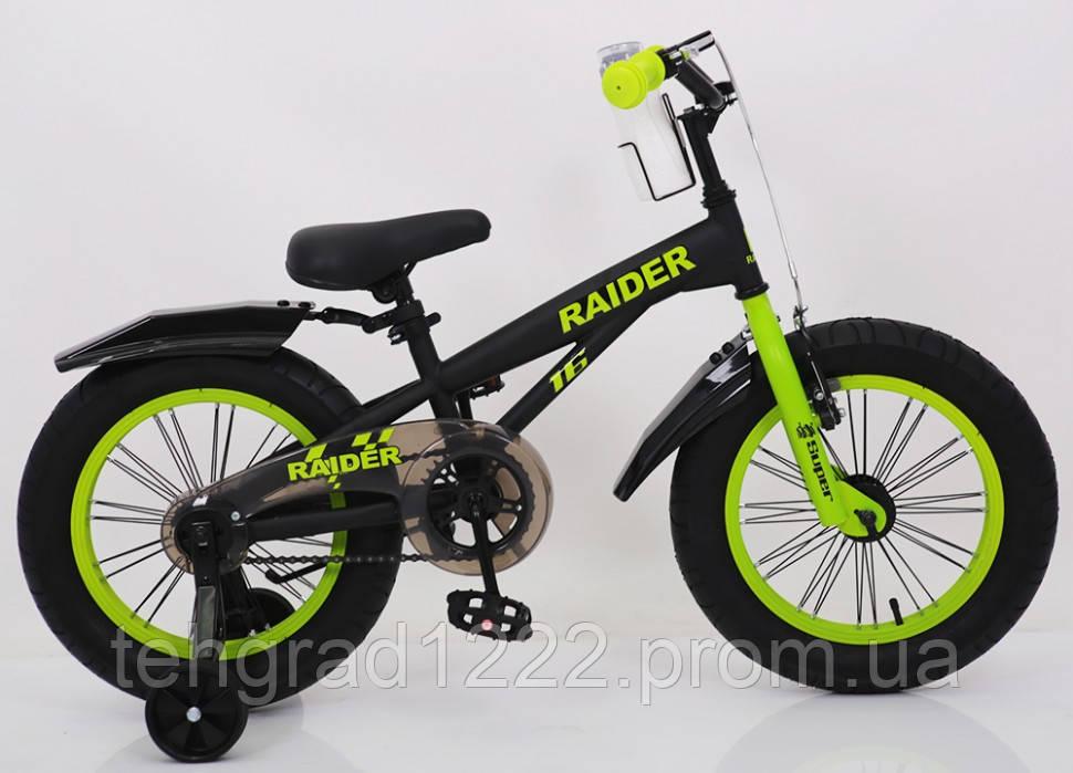 """Детский велосипед Raider 16"""""""