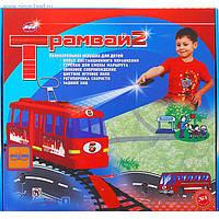"""Настольная игра """"Трамвай-2""""(железная дорога)"""