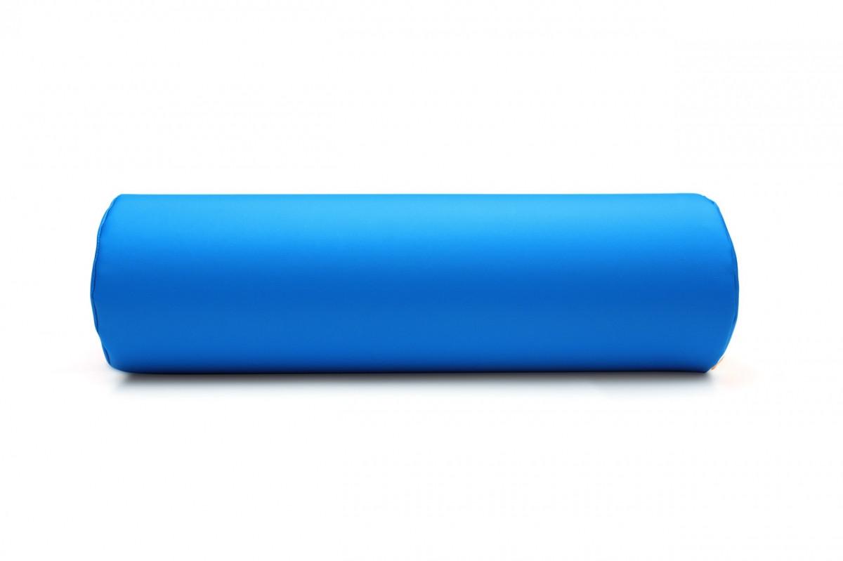 Валик для массажного стола (кушетки) синий