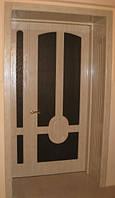 Двустворчатые двери МДФ 2000х1400