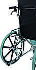 Инвалидная коляска многофункциональная с санитарным оснащением Golfi-4 Ортопедическая подушка для коляски в ПОДАРОК., фото 7