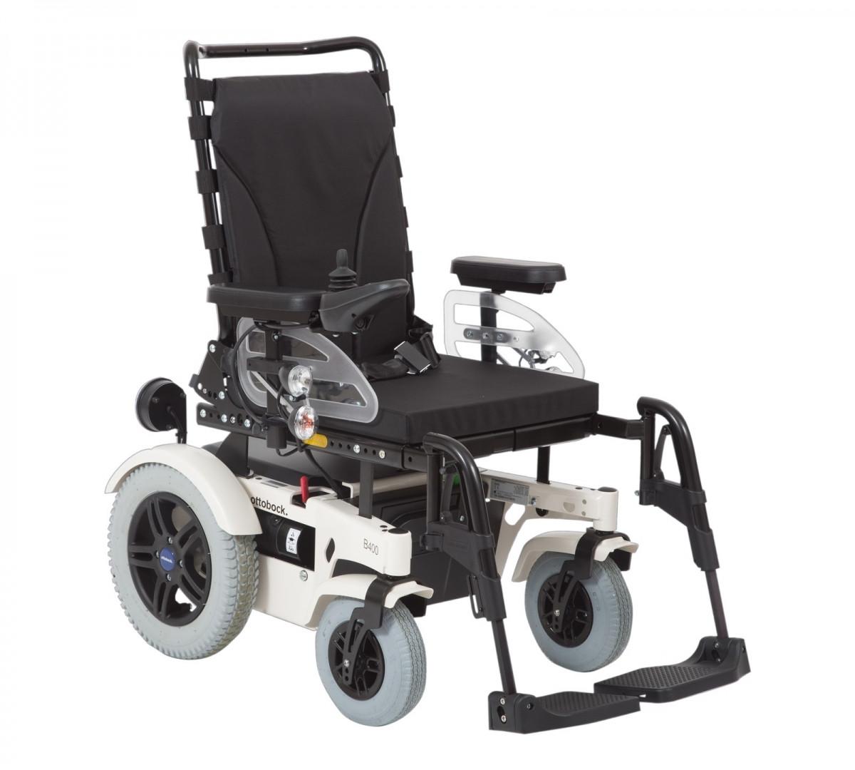 Інвалідна Електро Коляска Otto Bock з електроприводом B400 Ортопедична подушка для коляски в ПОДАРУНОК.