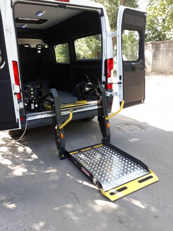 Площадка подъемная автомобильная для инвалидов ППН-А2 (г)