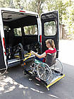 Площадка подъемная автомобильная для инвалидов ППН-А2 (г), фото 3
