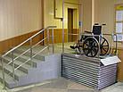 Площадка подъемная с вертикальным перемещением для инвалидов модели ППН-1, фото 2