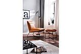 Крісло WASHINGTON Relax Chair vintage коньяк, фото 8