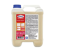 Helper Professional средство для чистки сантехнических поверхностей 5л