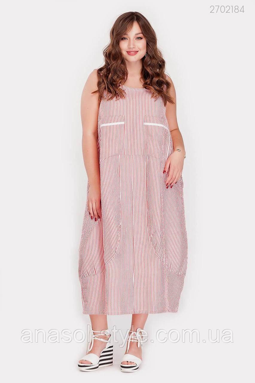Платье Калама-1 (алый) 2702184