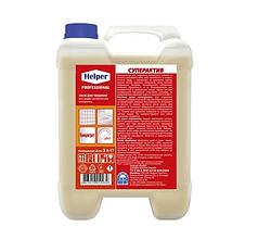 Засіб для чищення сантехнічних поверхонь (Суперактив) 5л., Helper Professional