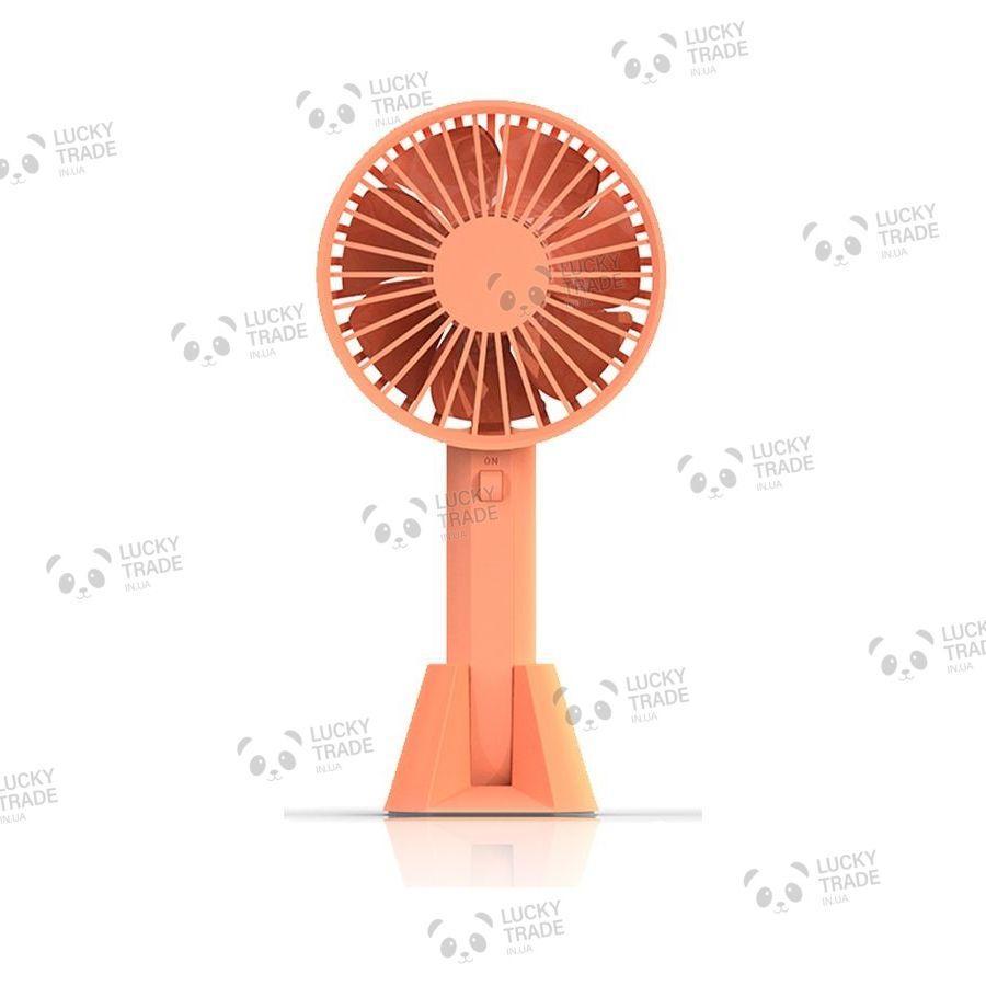 Портативный вентилятор Xiaomi MiJia VH Portable Handheld Fan Оранжевый [1412]