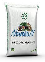 Водорастворимое комплексное удобрение Novalon 03-07-37+2MgO+МE - 25кг