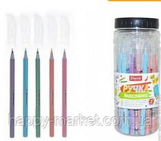 Ручка шариковая 411830 Linear (синяя) /30 уп