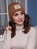 Женская шапка Лили, фото 6