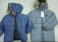 Куртка утепленная для мальчиков Cross Fire оптом, 8-16 лет. Артикул: XY97-06