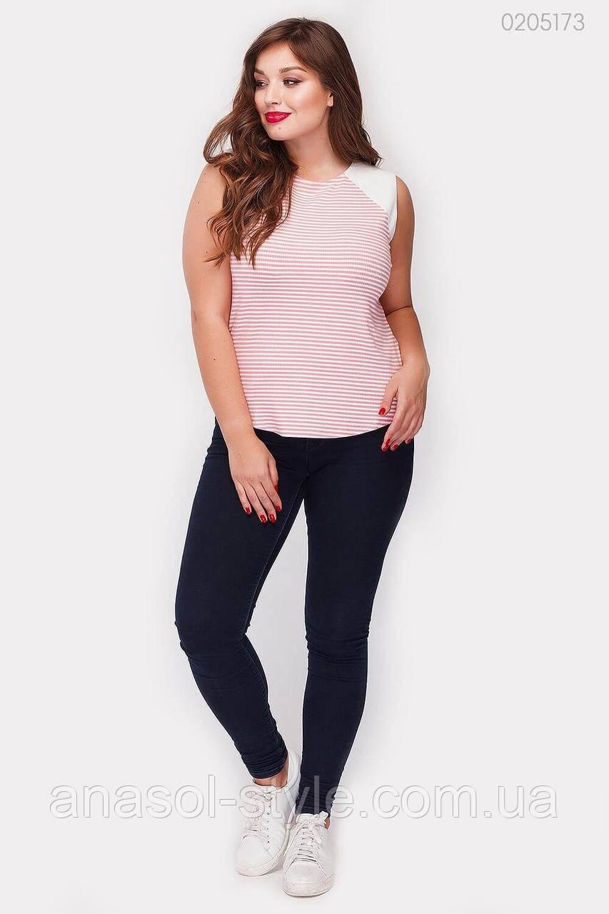 Блузка Ланаи (розовый) 0205173