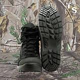 Черевик тактичні OTAMAN-2 чорні зима/демі, фото 6
