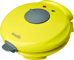 Вафельниця Magio МG-390 жовта