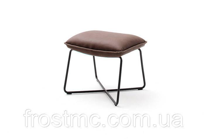 Табурет WASHINGTON Relax Chair vintage Darkly brown