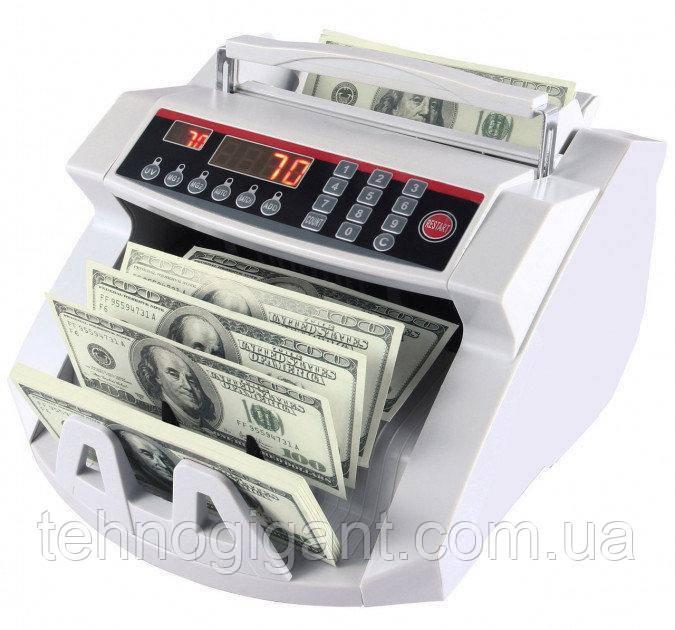Машинка для счета денег MHZ MG2089 с детектором валют