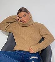 Женский свитер OverSize. Женский вязаный свитер. Женский свитер цвета в наличии