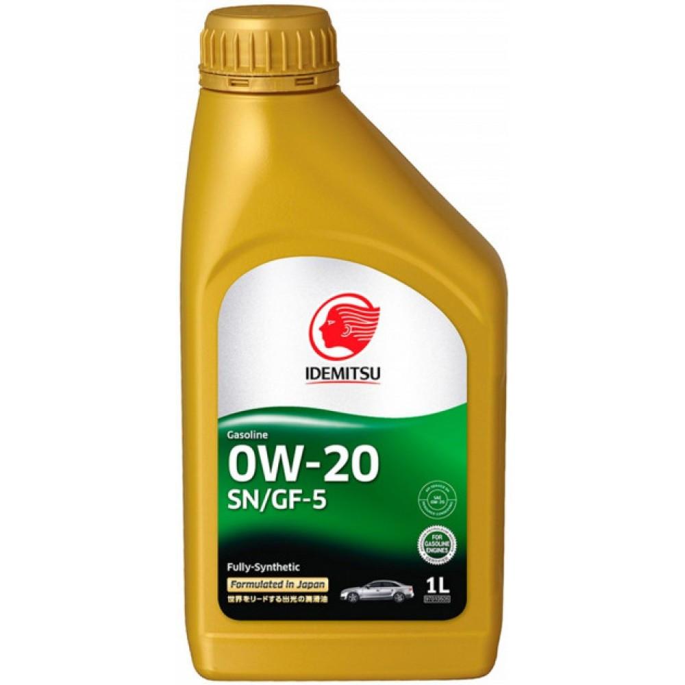 Моторне масло IDEMITSU SN 5W-30, 1л.
