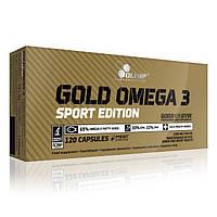 Жирные кислоты Gold Omega Sport Edition 120 caps Olimp