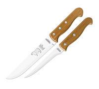 Наборы ножей TRAMONTINA Barbecue 2пр (нож обвал.,нож д/мяса) инд блист (22399/088), фото 1