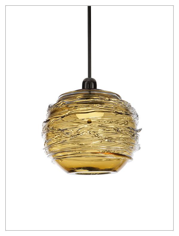 Еlite Bohemia потолочный хрустальный светильник Cocoon 3