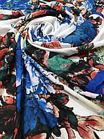 Женский молодежный платок жатый на весну - купить на Kosinka.net