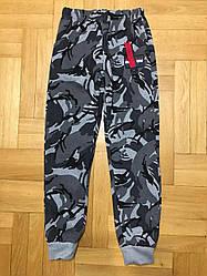 Спортивные штаны для мальчиков степлые Active Sport (рост 98-128)