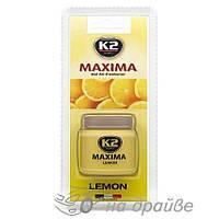 Освежитель воздуха Maxima Лимон 50 мл V605 K2, фото 1