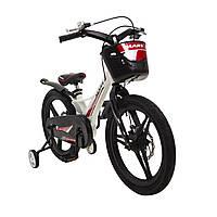 Детский легкий магниевый велосипед со складным рулем MARS 2 Evolution -18 дюймов от 8 лет