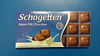 Шоколад TRUMPF Schogetten молочный 100г