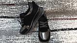 Модні жіночі спортивні туфлі від KDSL, у чорної замші. Розміри 36-41., фото 3