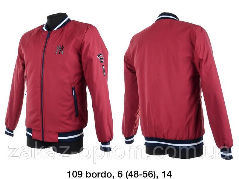 Куртка чоловіча вітровка норма (48-56) Україна оптом -59447