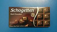 Шоколад TRUMPF Schogetten черный 100г