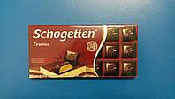 Шоколад TRUMPF Schogetten тирамису 100г