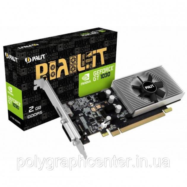 Видеокарта GF GT 1030 2GB GDDR5 Palit