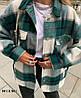 Рубашка-пальто женская в стиле oversize, фото 6